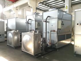 冷却塔 免费提供中央冷却水循环系统解决方案