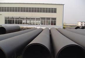 (HDPE)高密度聚乙烯中空壁缠绕管