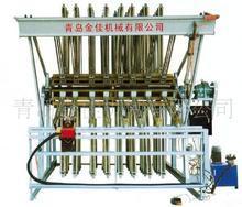 世界名牌金佳半自动拼板机--5米2型液压半自动拼板机