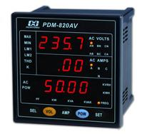 三相电力监控仪 PDM-820AV