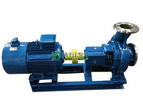 XWJ变频无堵塞不锈钢纸浆泵|防爆低浓浆泵