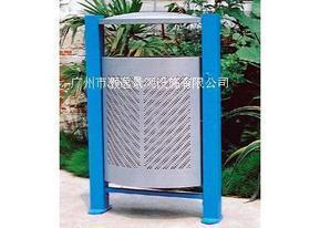 垃圾桶HY-4208|垃圾桶|不锈钢垃圾桶|果皮箱|钢木垃圾桶|单桶垃圾桶|分类垃圾桶|环卫设施|灏逸景观