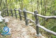 仿木景观栏杆