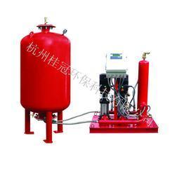 常压定压补水排气机组原理