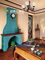 上海儿童房硅藻泥装修