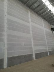 天津防火保温板大型厂房板屋顶板