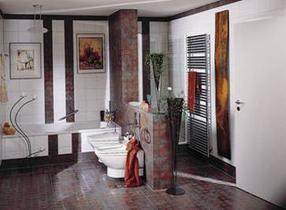 吉博力隐蔽式安装系统和同层排水系统