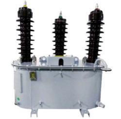JLS-20,JLS-22KV高压计量箱户外油浸式组合互感器