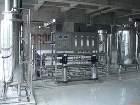 济南反渗透纯净水设备