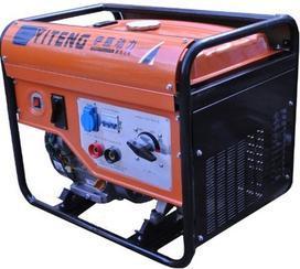 氩弧汽油发电焊机|250A发电电焊两用机
