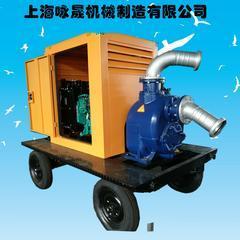 8寸柴油机水泵机组