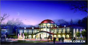 旅游文化地产开发规划|养老地产规划|天成国际景观