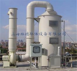 上海铝塑板喷漆废气治理设备上海班德环保