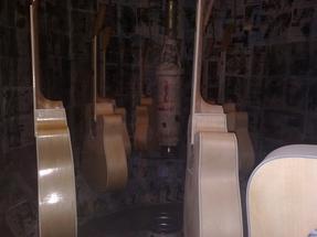 圆盘型静电喷涂机