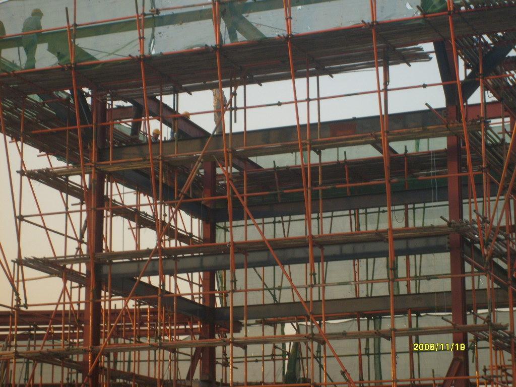 钢结构工程,框架,管桁架设计施工