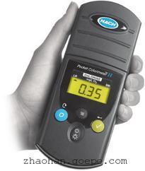 美国HACH PCII 便携式水质分析仪