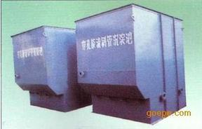 斜管沉淀装置器