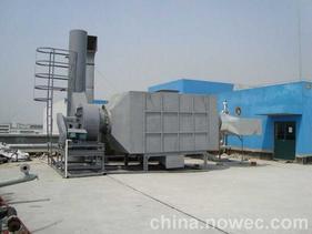 环保型喷涂废气处理设备 喷淋塔及废气处理成套设备