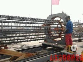 方特路桥数控钢筋笼滚焊机