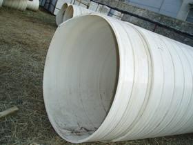 市政排水污水收集专用大口径PVC-U多层双槽螺旋缠绕管