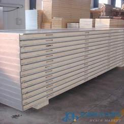 定制聚氨酯冷库保温板,冷库复合板