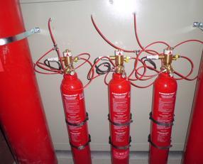 供应ZJZ精密设备自动灭火装置