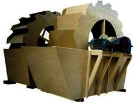 洗砂机河南轮式洗砂机轮式洗砂机厂家