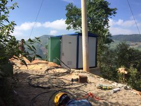 户外自动投切电容器组成套设备ZRTBBZW