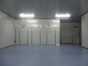 济南QS风淋室|风淋通道首选济南欧凯净化