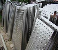 建筑装饰wsx-1不锈钢冲孔板