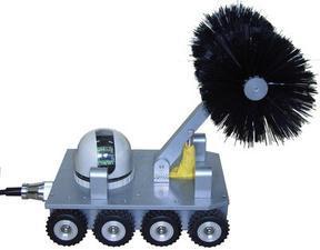 集中空调通风系统清洗机器人
