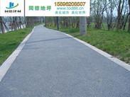 大同透水混凝土/大同透水路面/大同彩色透水混凝土艺术地坪/大同彩色透水地坪