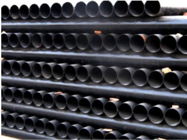 w型排水直管6594管国标管柔性铸铁管铸铁排水管