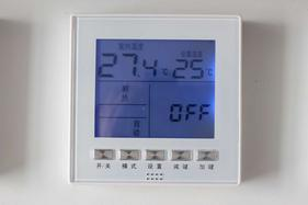 RS-485联网型温控器