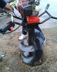 挖坑机地钻挖坑机
