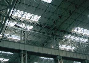 抚州厂房钢结构防腐