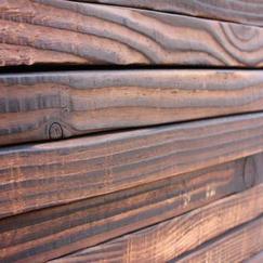 聊城碳化木丨聊城防腐木