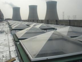 安徽屋顶电动采光罩厂家