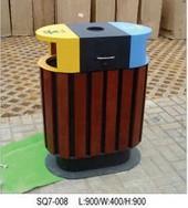 钢木清洁箱|钢木垃圾桶|钢木分类垃圾桶|上海钢木环保垃圾箱