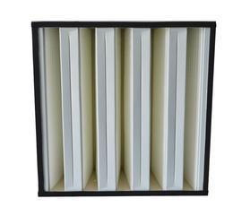 通风系统箱式活性炭空气过滤器