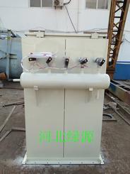 河北DMC单机脉冲布袋除尘器绿源环保安装设计