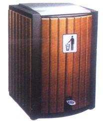 木制垃圾桶|垃圾桶|不锈钢垃圾桶|果皮箱|钢木垃圾桶|分类垃圾桶|环卫设施|灏逸景观