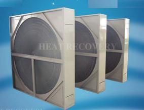 全热交换器/热回收转轮