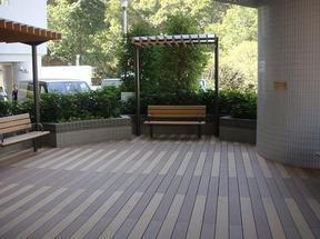 优质塑木地板