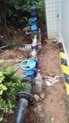 水表和管道安装