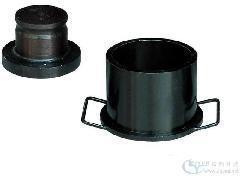 210-260型钢制道砟集料压碎率圆筒试模