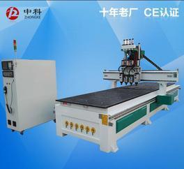 ZK-M25双工位四工序开料机(高速)