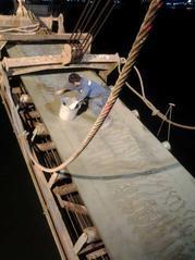耐磨防水涂料做保护层