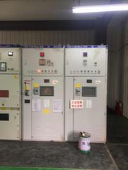 10KV高压电容补偿柜 高压动态无功补偿成套装置