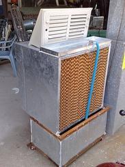 供应广州环保空调冷风机白铁风管 镀锌板风管